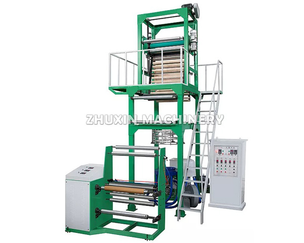 Biodegradable Film Blowing Machine