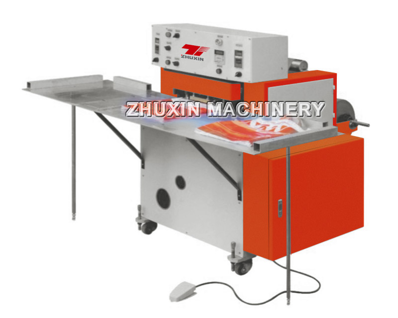 Soft Handle Bag Making Machine ( Semi Automatic )
