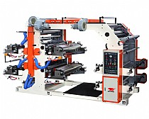 Four-colour Flexographic Printing Machine