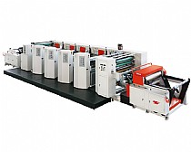 High Speed Flexible Prinring Machine