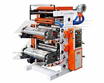 Two colour Flexographic Printing Machine